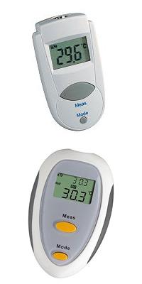 Цифровой ИК-термометр Miniflash I/II